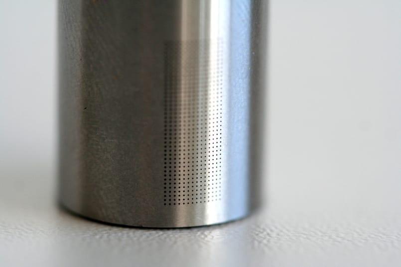 Laser bidezko testurizazioa