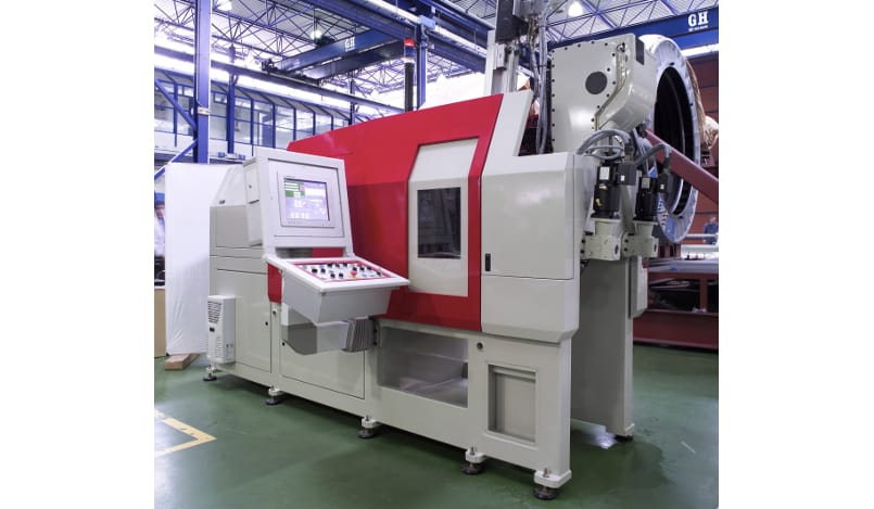 zamak injection machine