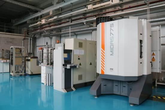PVD MIDAS 775 (M775) coatings chamber