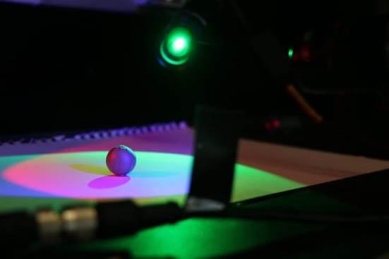 SICK Ranger 3D laser triangulation camera