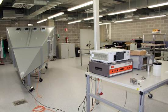 Test equipment for electromagnetic compatibility (EMC)