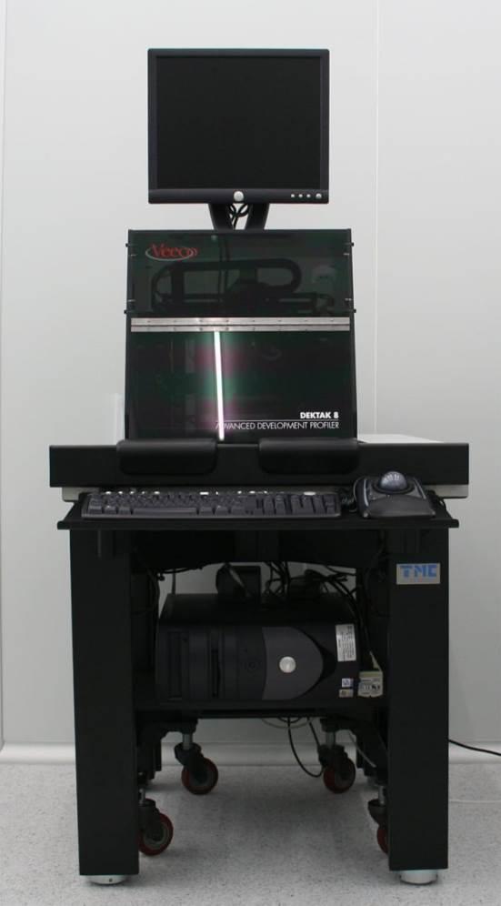 Mechanical profilometer