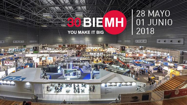 BIEMH, Machine tools, exhibition, industry 4.0