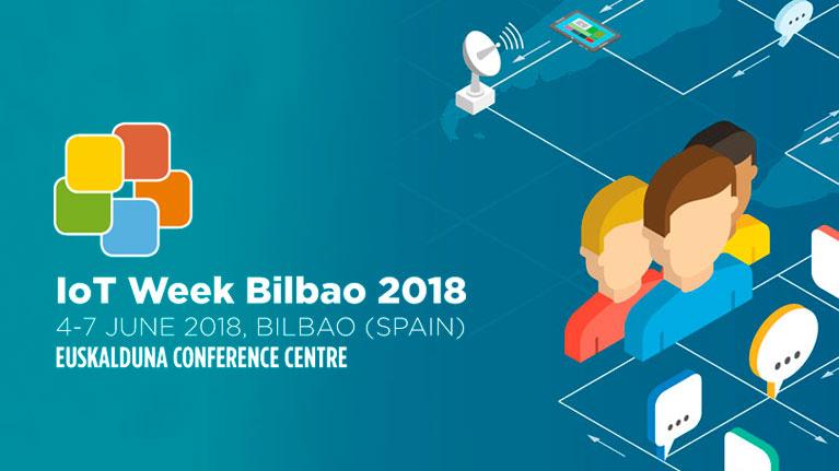 congreso IoT Week 2018, IoT, Internet of things