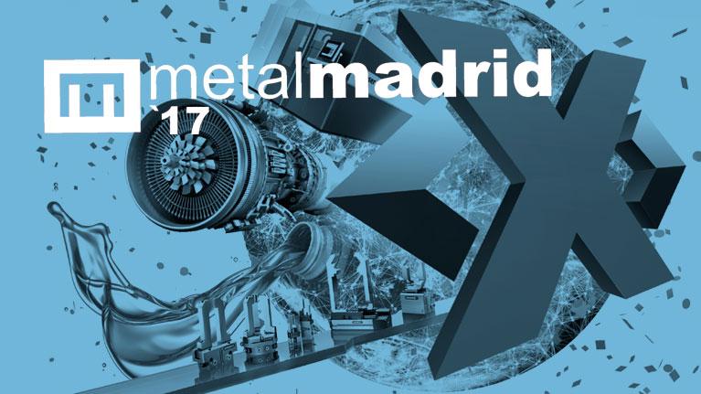IK4-TEKNIKER, MetalMadrid, Metrology, industry, fair