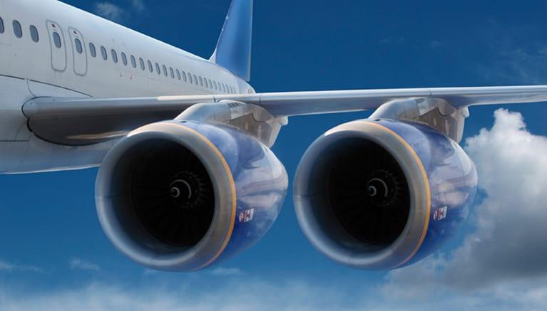 Aeronautics, aeroplanes, aircraft, tribology