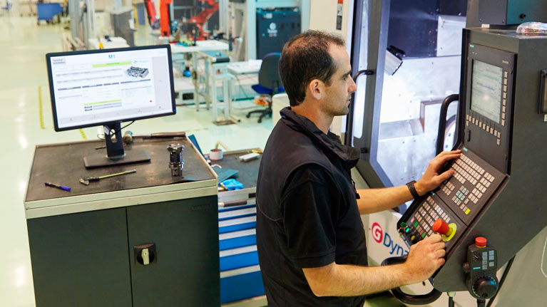 Basque industry 4.0, industrial maintenance, technological assets, predictive maintenance, advanced manufacturing