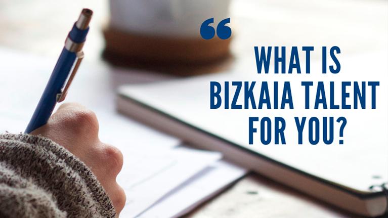 Bizkaia Talent, competition, award, talent management