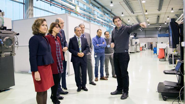 Aernnova, laser, additive manufacturing, aeronautics