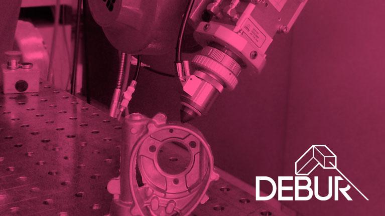 Advanced manufacturing, robotics, artificial vision, laser, aluminium parts