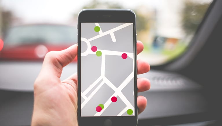 Smart Cities, mobile device, sensors, devices, the Internet of things