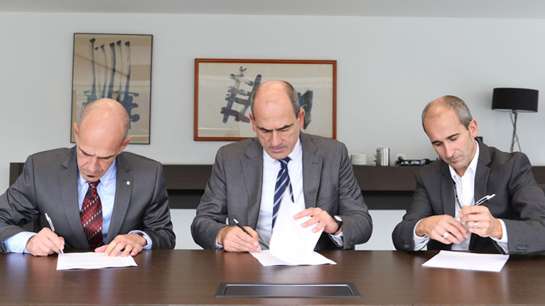 MAIER, IK4-TEKNIKER, agreement, collaboration, R+D+I