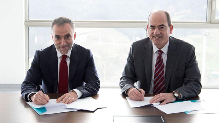 ONA, Collaborator Organisation, agreement, electroerosion