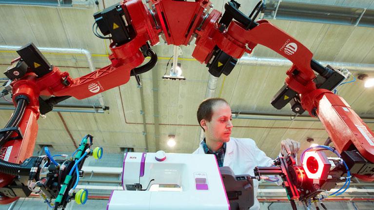 Robotics, automation, industry 4.0, safety