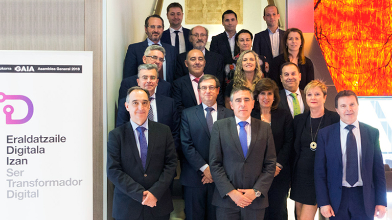 GAIA, Board, companies, IK4-TEKNIKER