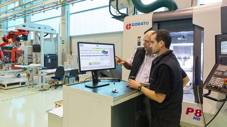 Machine tools, Maintenance 4.0, industry 4.0, predictive maintenance, condition monitoring