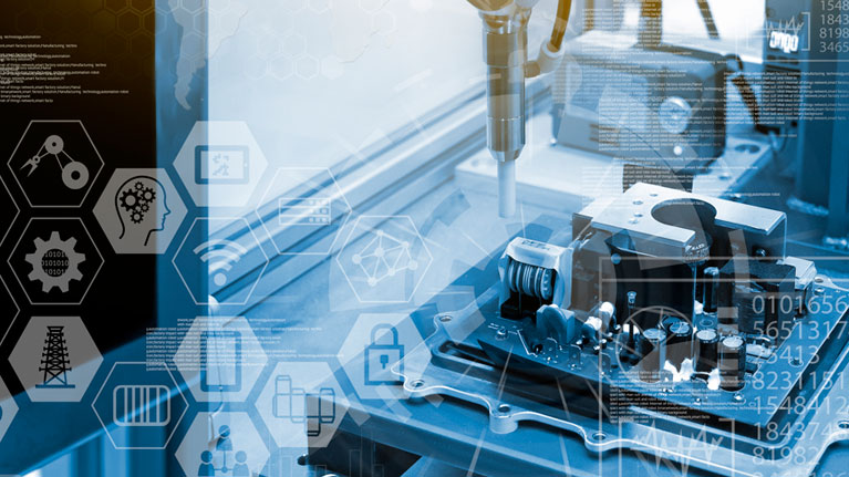 machines, processes, industry 4.0, smart manufacturing
