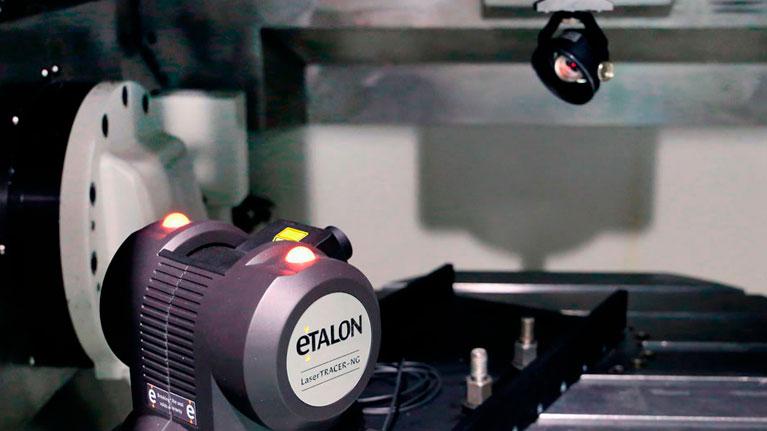 Metrology, machine tools, on-machine measuring
