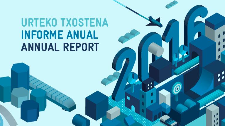 IK4-TEKNIKER'S Annual Report