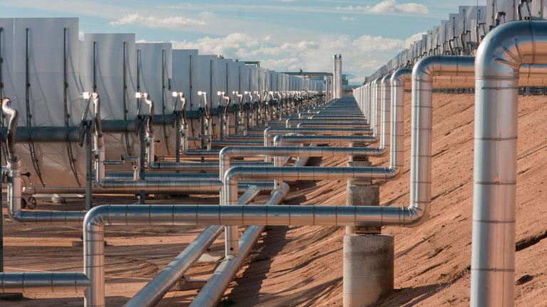 IK4-TEKNIKER, solar thermal electric plants, project