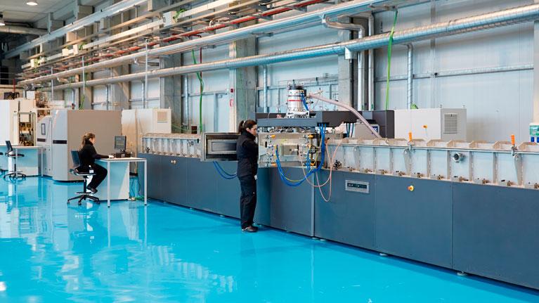 energía termosolar de concentración, recubrimientos, Tecnología CSP