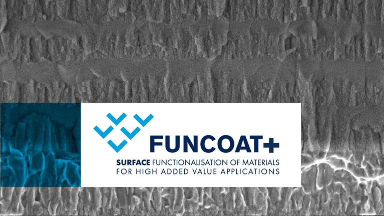 Recubrimientos, nanoestructuras, FUNCOAT+