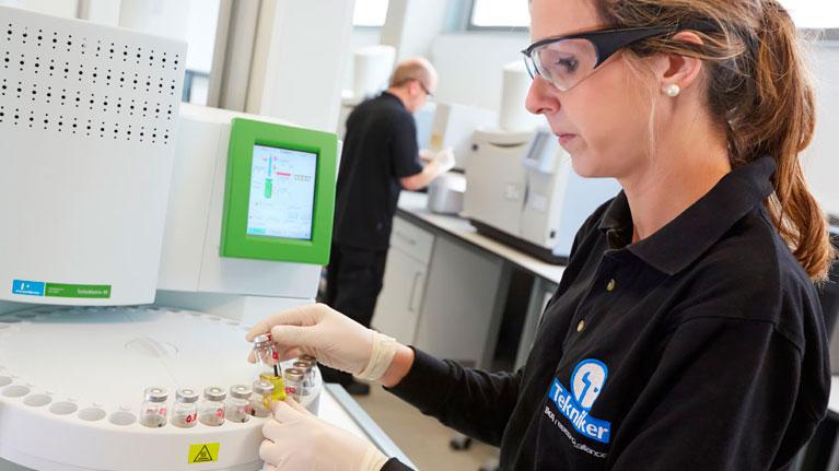 oil samples, customer service area, online platform, management of lubrication