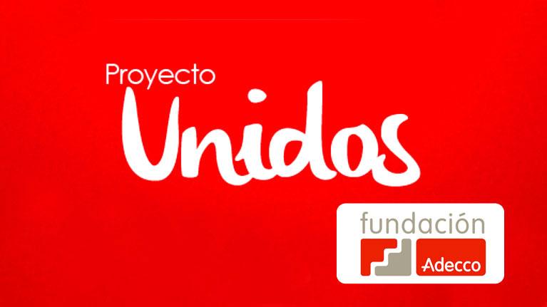 Fundación Adecco, Proyecto Unidos, estudiantes, discapacidad