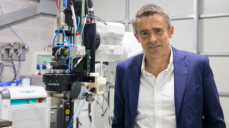 Tecnología láser, fabricación avanzada