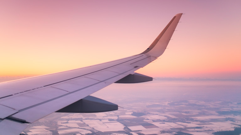 multifunctional coatings, PVD technology, aeronautics, aircraft, wings