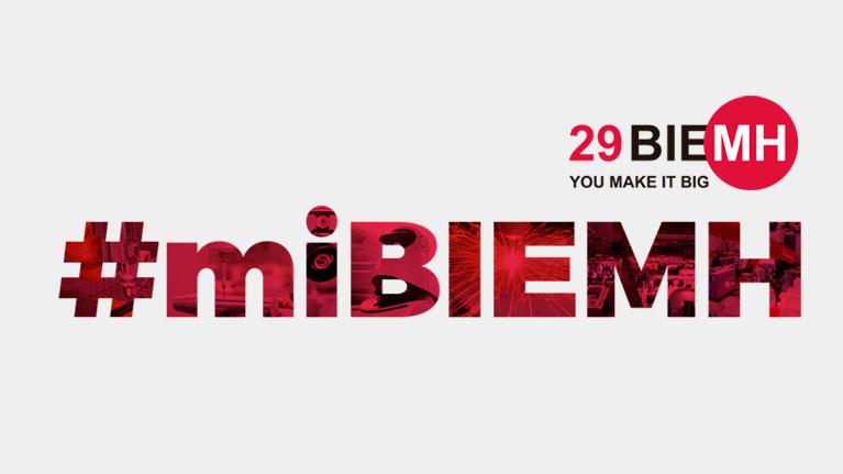 BIEMH, The Spanish Machine Tool Bienial, Machine tools, industry 4.0, Twitter