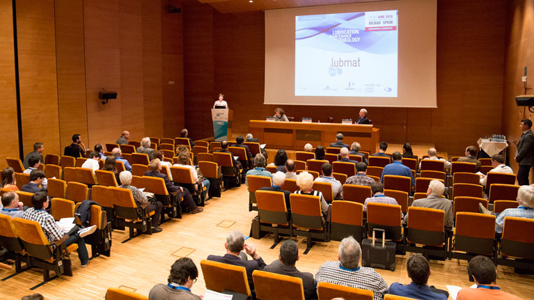 LUBMAT 2018, Industrial Lubrication, Tribology, Maintenance