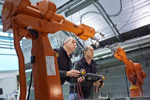 Automatización y robótica industrial