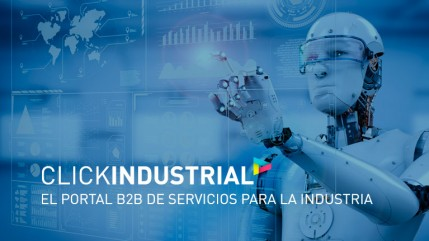 Clickindustrial, e-commerce, venta online, servicios, industria