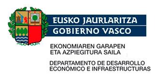 Gobierno Vasco (Departamento de Desarrollo Económico e Infraestructuras)