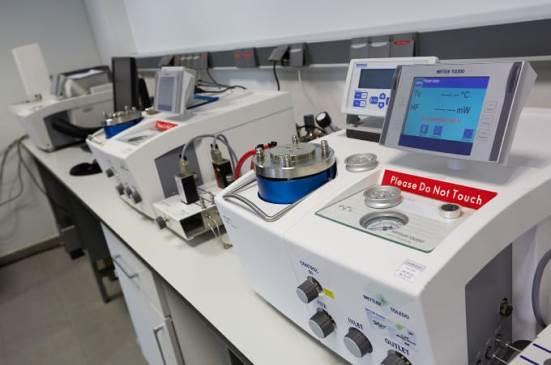 Calorímetro diferencial de barrido (DSC)