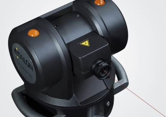 Laser tracer NG (ETALON AG)