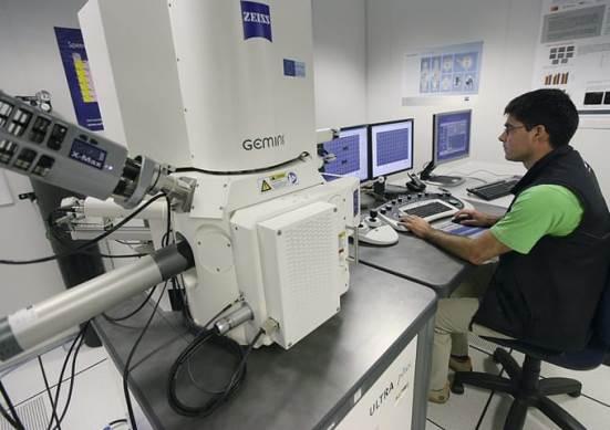 Ekorketako mikroskopio elektronikoa