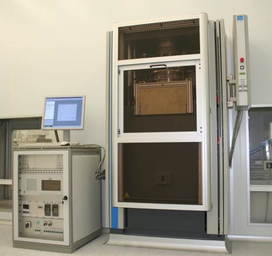 Nanoimprinting/hot embossing equipment