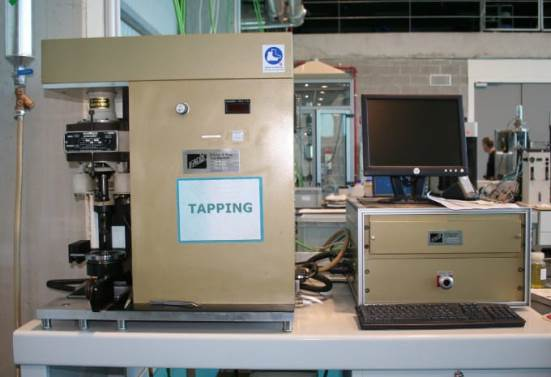 Tapping Torque Machine (FALEX)