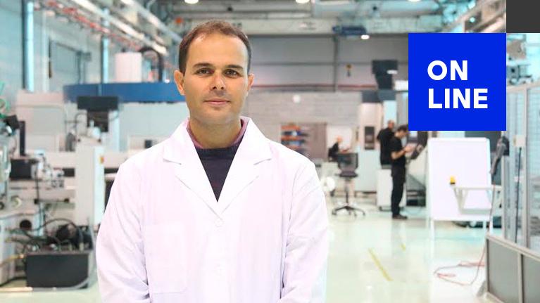Tekniker Sharing Events, webinar, direct energy deposition, DED, fabricación aditiva, tecnología láser