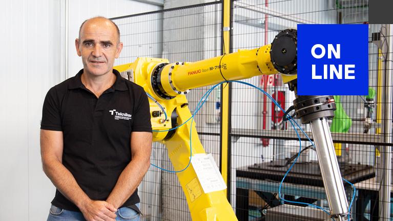 Tekniker Sharing Events, webinar, bin-picking, automation and industrial robotics