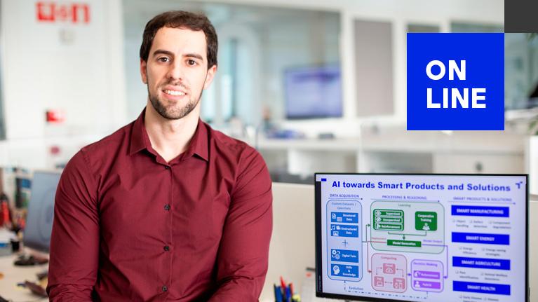 Tekniker Sharing Events, webinar, inteligencia artificial