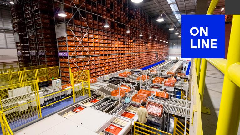 webinar on logistics, automation, robotics, picking, artificial intelligence