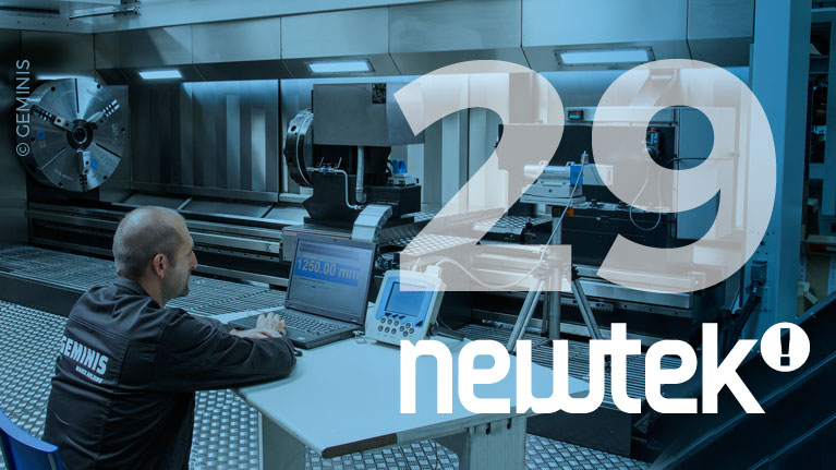 Newtek, informative bulletin, newsletter, journal, science, technology
