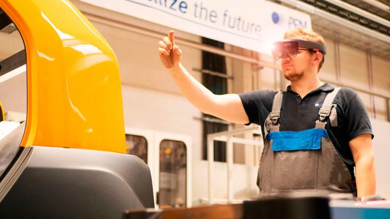 Industria 4.0, IoT, automatización, robótica