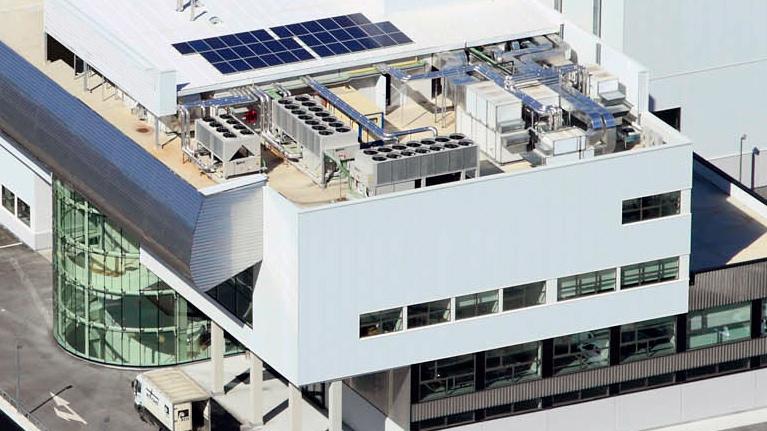 Energia-eraginkortasuna, eraikuntza, azpiegiturak