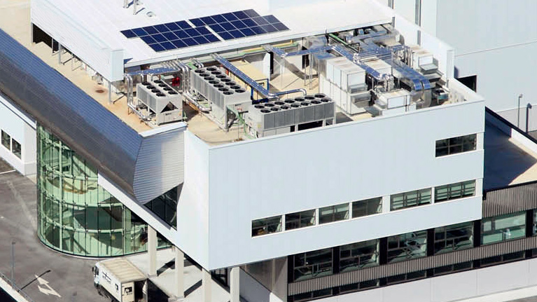 Energy efficiency, construction, infrastructures
