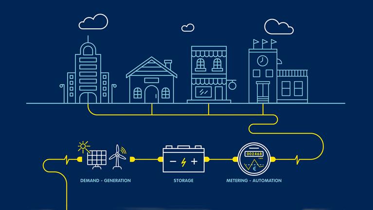 Inteligencia artificial, eficiencia energética, infraestructuras