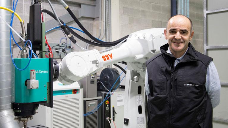 Automatizazioa, robotika industriala, produkzio-prozesuak